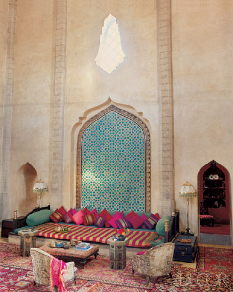 Moroccan style interior design awe Moroccan interior design